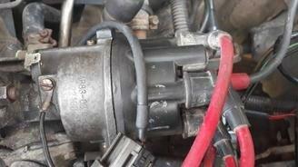 Ищу запчасти Трамблёр Санни В12 1.6 карбюратор, 8 клапанов, двигатель E16i. Маркировку смотрите на фото. Ставился и на Ниссан Ванетто.